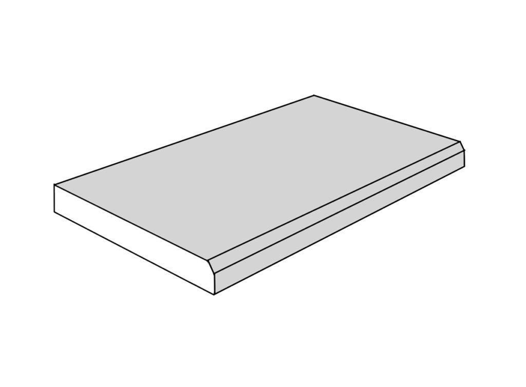 2 cm shims - Cover